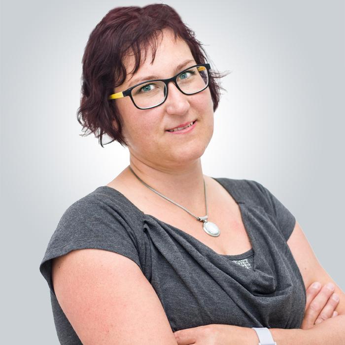 ing. Lucie Dřímalková, Ph.D.