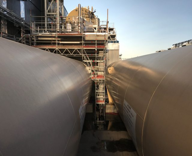 ALLGARD provedl opravy nátěrů na projektu ITER ve Francii